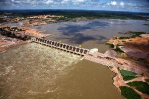 Jirau dam Brazil