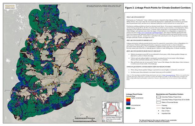 Courtesy Washington Wildlife Habitat Connectivity Working Group.