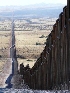Border wall California